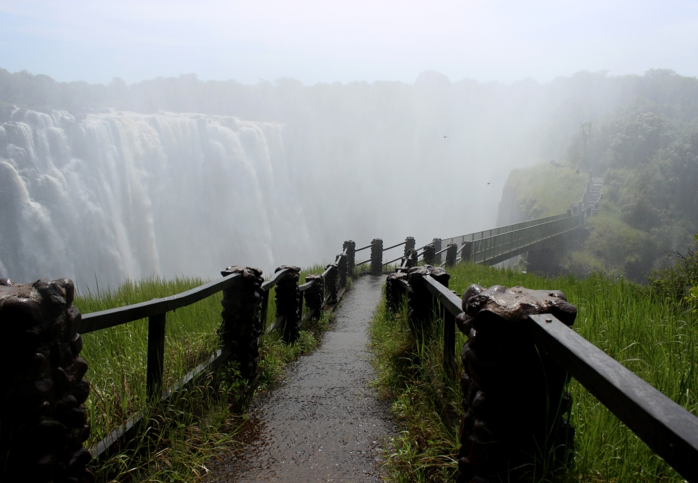 Victoria Falls Brücke