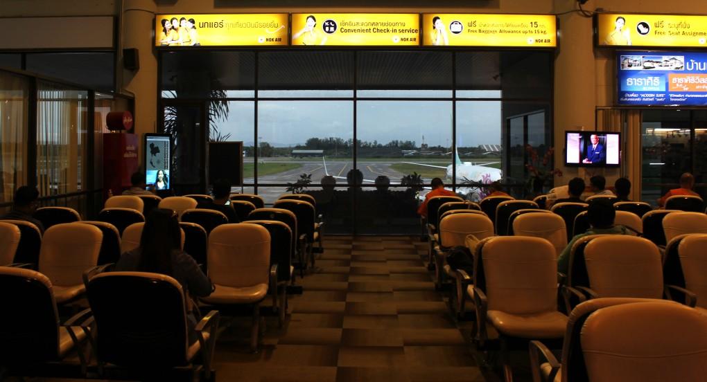 Flughafen Thailand