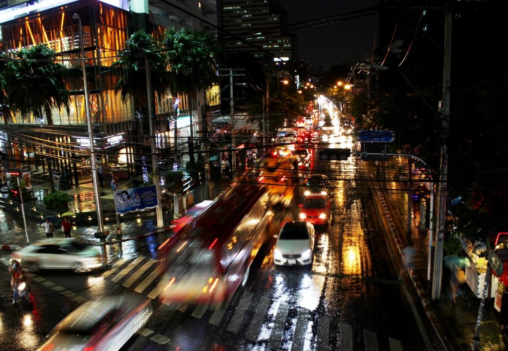 Bankok bei Nacht